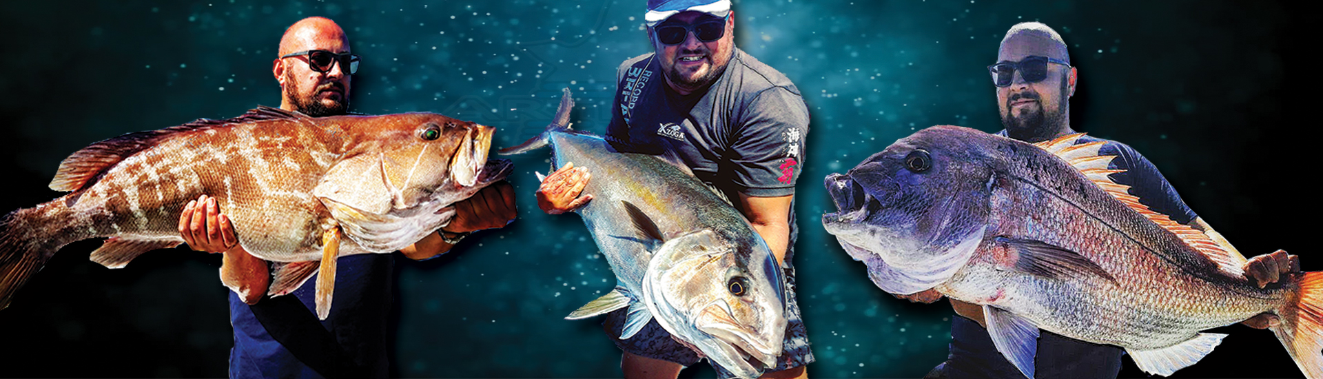 A pesca con Stefano Adami