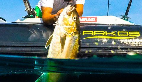 Uscite di pesca a Palau Sardegna con Stefano Adami