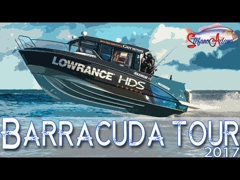 barracuda tour