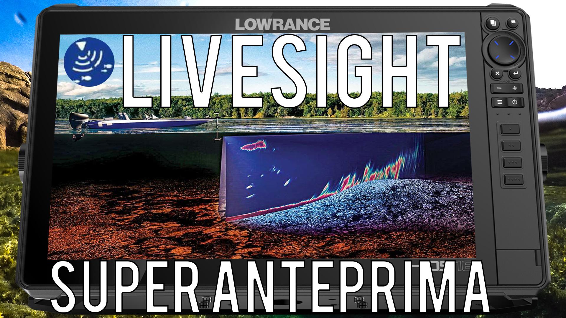 livesight lowrance anteprima