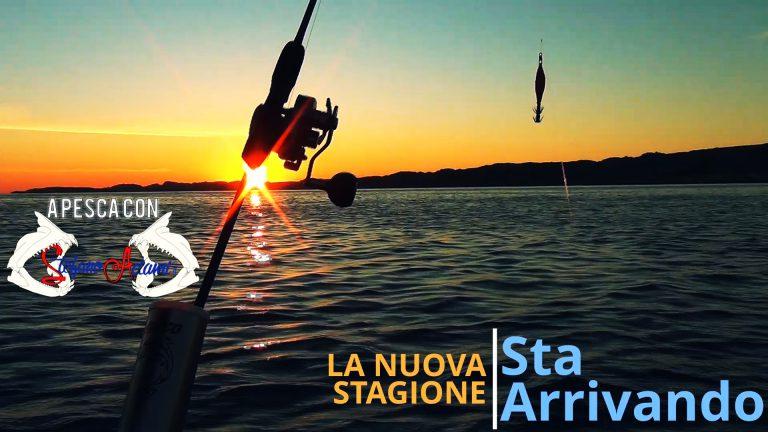 A pesca con Stefano Adami in Sardegna dal 1 giugno al 15 settembre