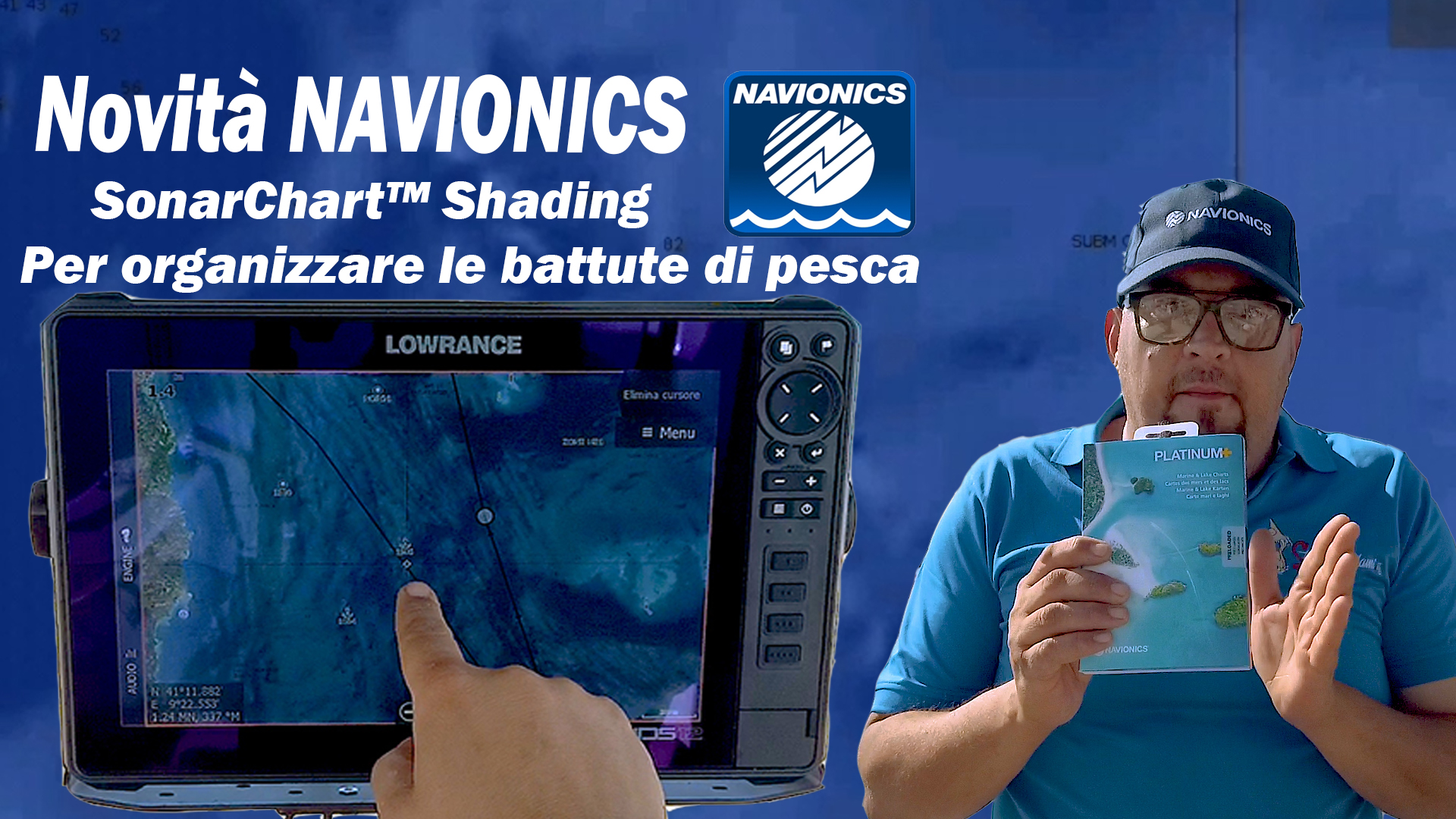 Navionics platinum plus