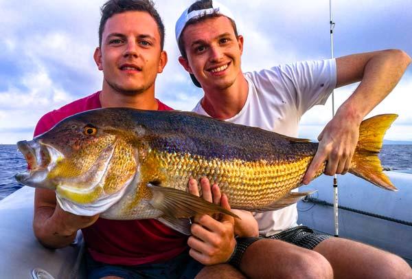 Corsi di pesca in mare con Stefano Adami
