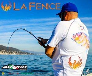Artico La fenice Sa limited edition andate a pescare