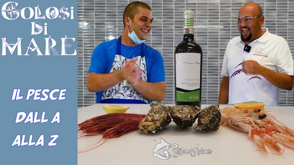 Golosi di Mare una serie sulla preparazione del pesce di Stefano Adami