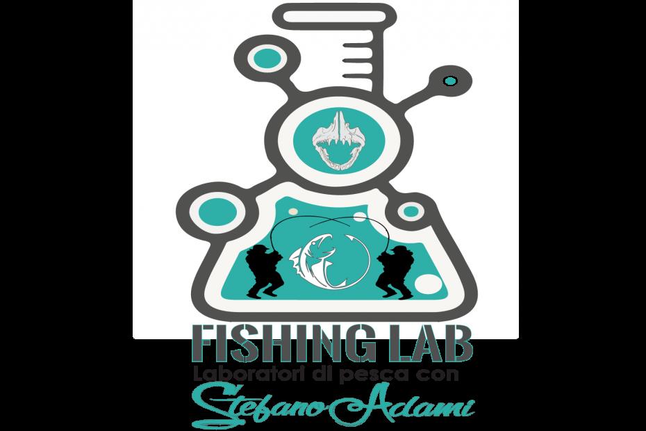 Logo Fishing Lab eventi di pesca laboratori con Stefano Adami